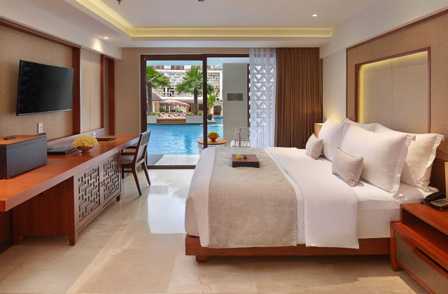 The Bandha Hotel & Suites Deluxe Lagoon Room