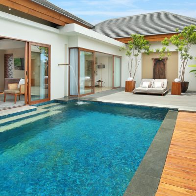 Royal Suite Villa with Private Pool at The Bandha Hotel & Suites