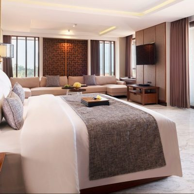 Grand Suite Ocean View with Spa Bath